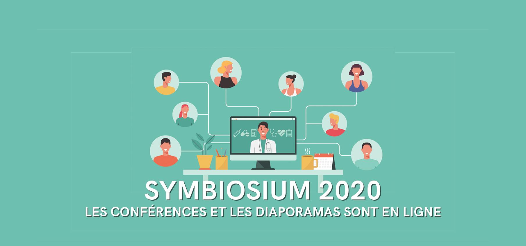 Symbiosium connecté